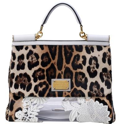 a piedi scatti di vendita limitata fashion style Borse Dolce & Gabbana Primavera Estate 2011